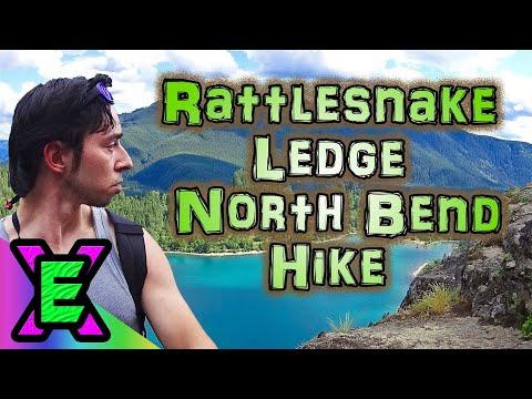 Rattlesnake Ledge Trail Hike- North Bend, Washington