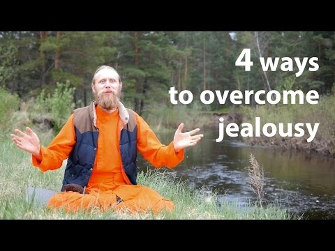 The Four Ways To Overcome Jealousy