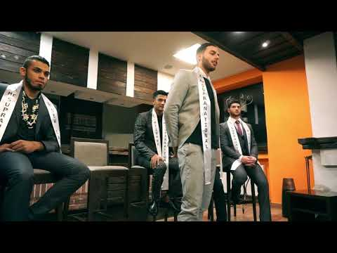 Mister Supranational 2017 - Preliminary Interview by Adam Josef