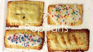Recette des Pop Tarts avec Célia - William's Kitchen
