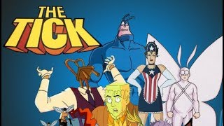 The Tick Episode 001