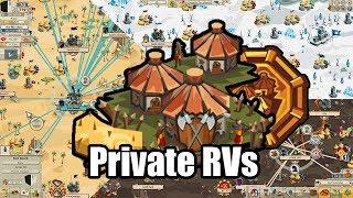 Goodgame Empire   Private Resource Villages