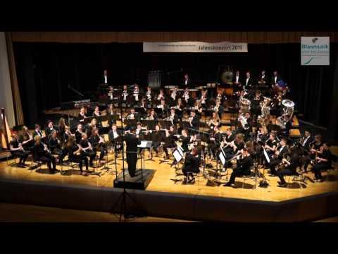 Blasmusik Ulm/ Alb-Donau Alvamar Overture - James Barnes