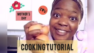 HOW TO - Quick Omelette Recipe | Cooking Tutorial | South African YouTuber