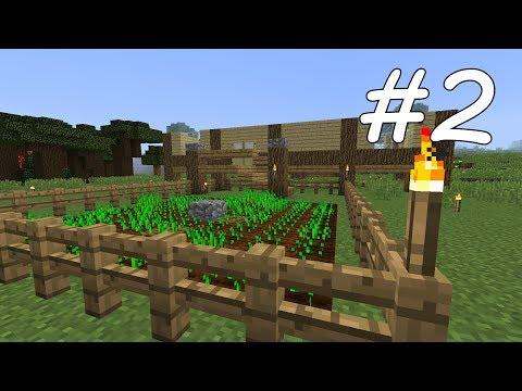 Minecraft สักกะรินดาวร้าย ตะลุยเอาชีวิตรอด EP.2
