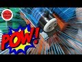 THOMAS & FRIENDS Toy Video for Kids | Thomas falls out of the locomotive elevator!