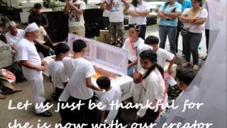 Ng Sook Lina funeral avp