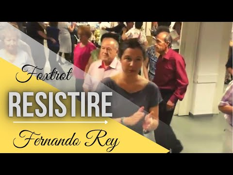 Baile en Línea - Resistiré ( Foxtrot )