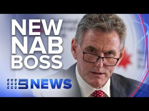 Ross McEwan appointed chief executive of embattled bank | Nine News Australia