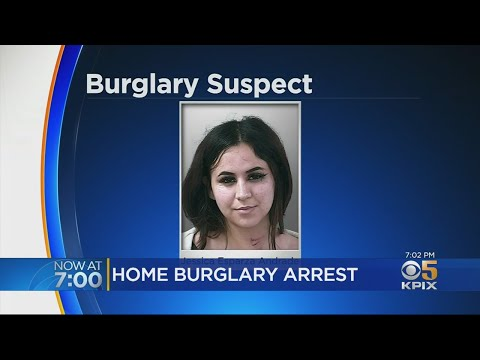 18-Year-Old Suspect Jailed In Daytime Morgan Hill Burglary