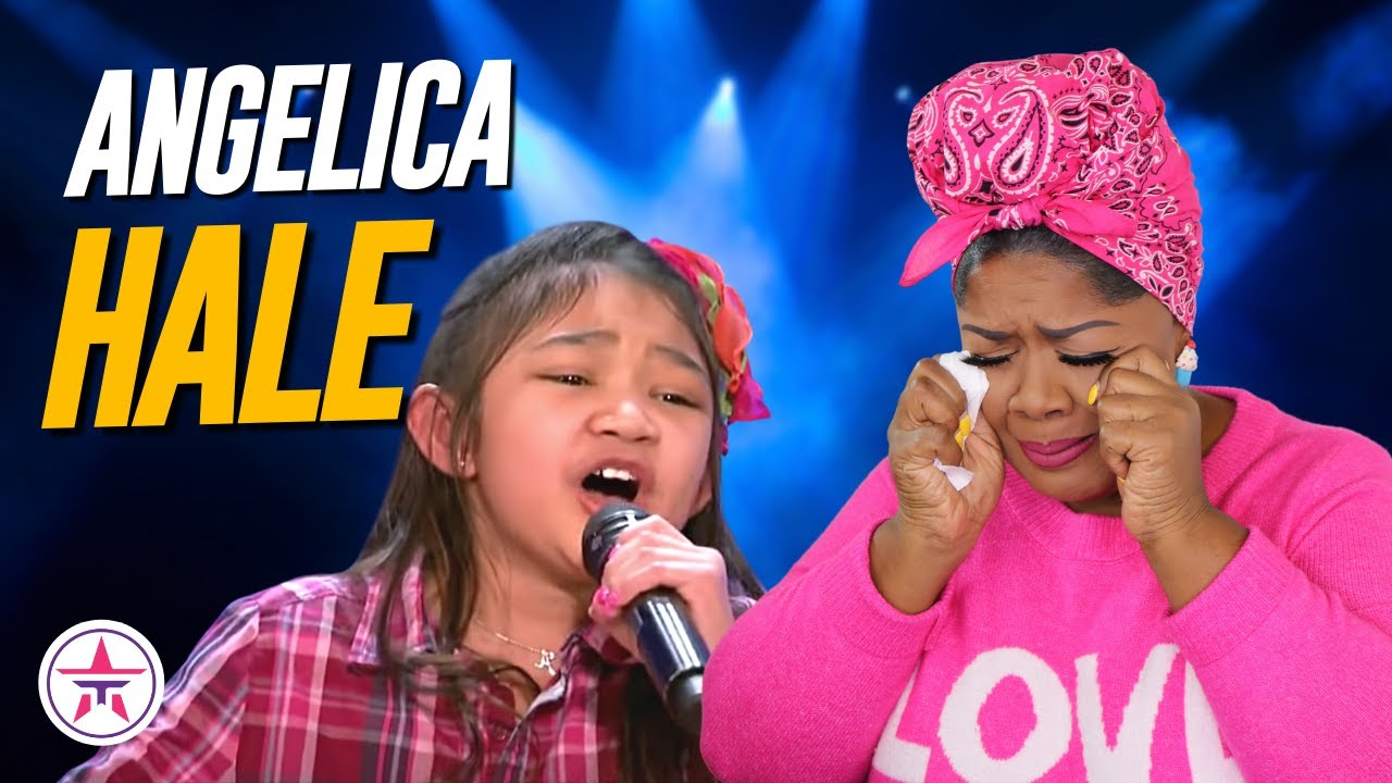 Famous Vocal Coach Cheryl Porter Breaks Down Listening To Angelica Hale For The First Time!