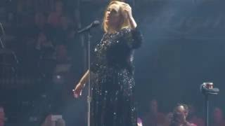 """Skyfall"" Adele@Wells Fargo Center Philadelphia 9/9/16"