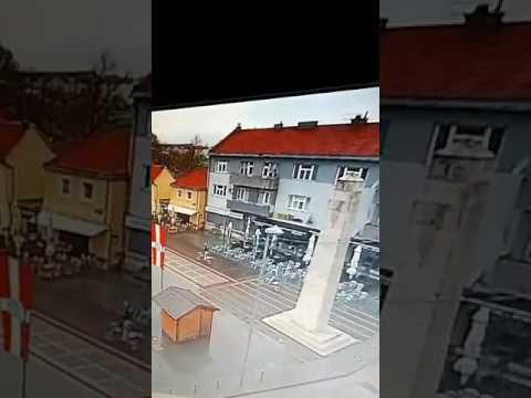 Prometna - Livno, centar