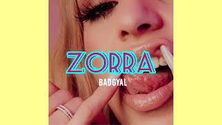 Bad gyal - Zorra (Audioficial).mp3