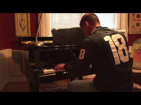 Michigan State University fight song (Piano)