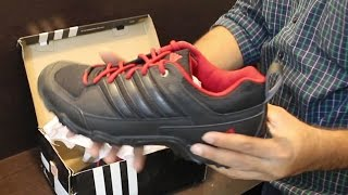 adidas Sports tracking Shoes unboxing & testing