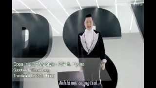 Gangnam Style PSY (Ft Hyuna) Español 3D