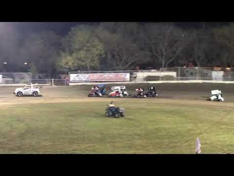 Plaza Park Raceway 4/12/19 Jr Sprint Main Cash