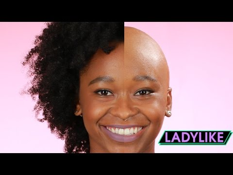 Thumbnail: Women Go Bald For A Day • Ladylike