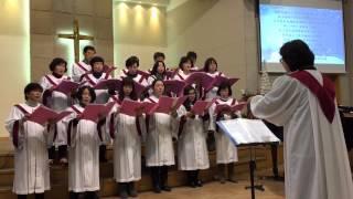 20141224漢城中華基督教會-詩班:伯利恆之歌