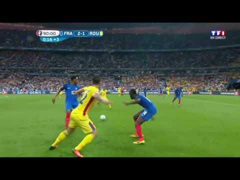 [Euro 2016] Magnifique but de Payet à la 89ème minute contre la roumanie