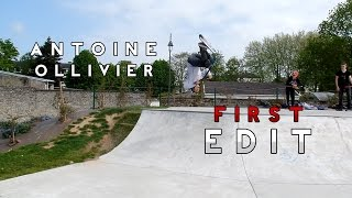 antoine ollivier first edit