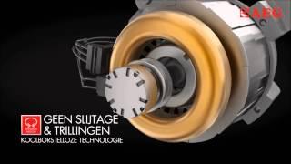 aeg inverter motor