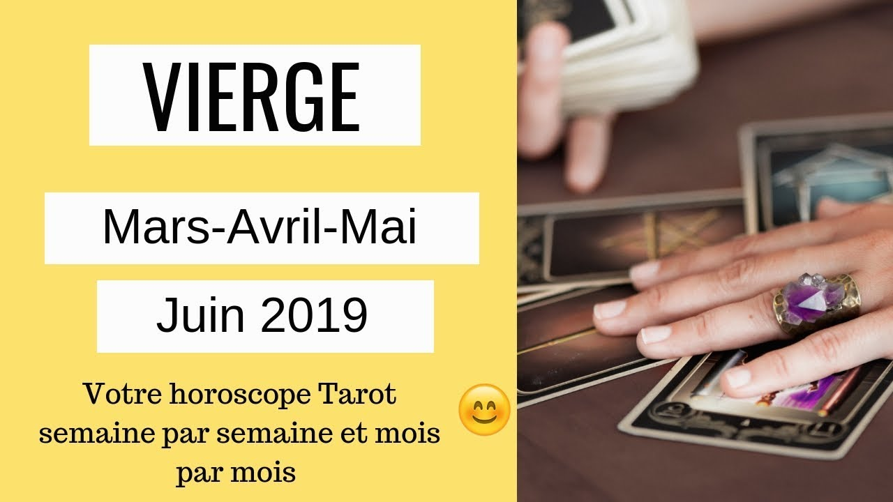 horoscope juin vierge