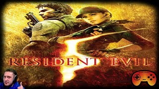Die Schlitzer am Fenster! #005 Resident Evil 5 Gameplay German/Deutsch Teamkrado - Resi 5