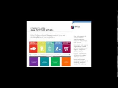Software Asset Management Webinar