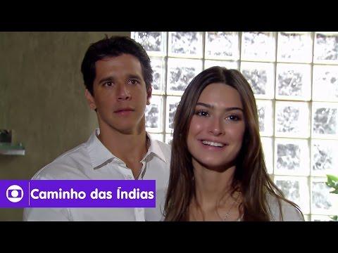 Caminho das Índias: capítulo 131 da novela, segunda, 25 de janeiro, na Globo