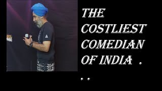 Standup Comedy on Filmy Magazines and Difference between Men and Women by Surinder Pal Singh