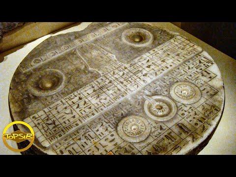 12 การค้นพบวัตถุโบราณปริศนาที่ยังหาคำตอบไม่ได้ (ลึกลับมาก)