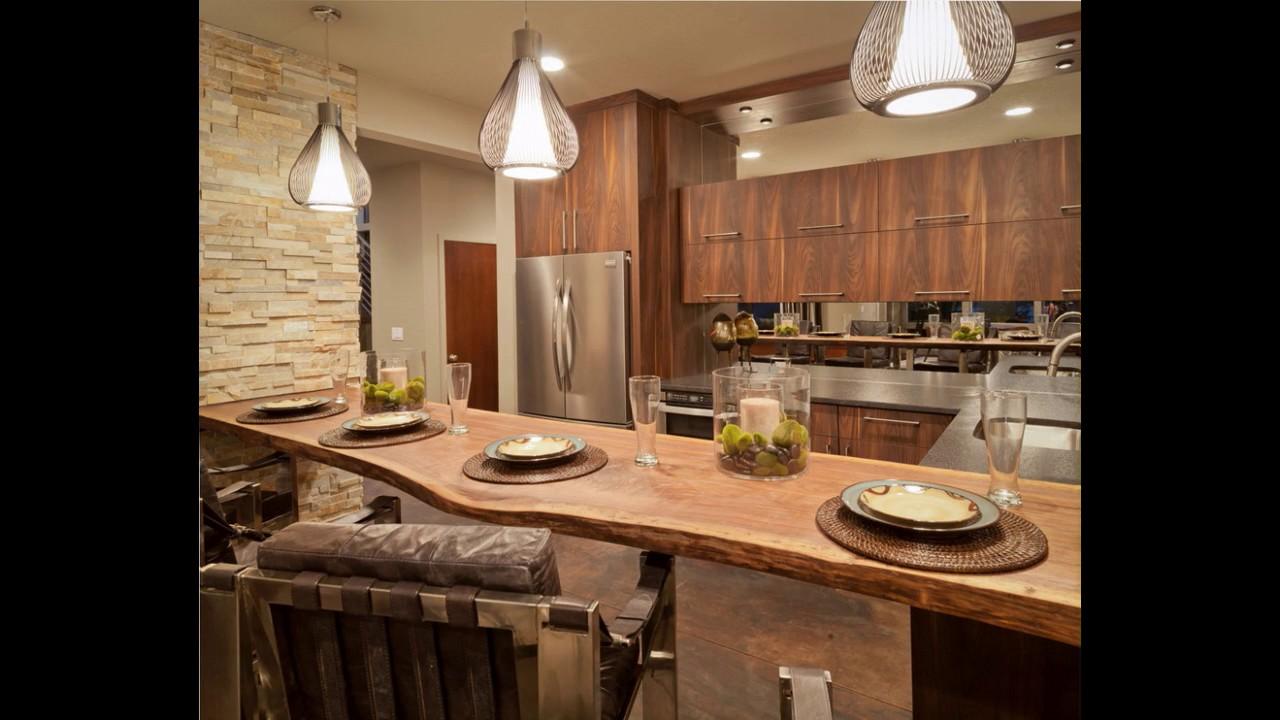Dise os de cocina americana rustica youtube for Ver disenos de cocinas