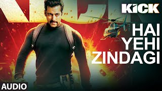 Kick: Hai Yehi Zindagi | Mohd. Irfan | Meet Bros Anjjan | Salman Khan