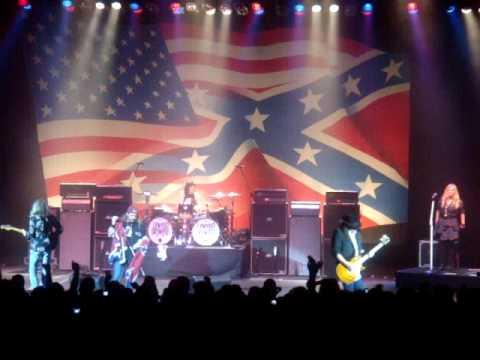 Sweet Home Alabama Live in London