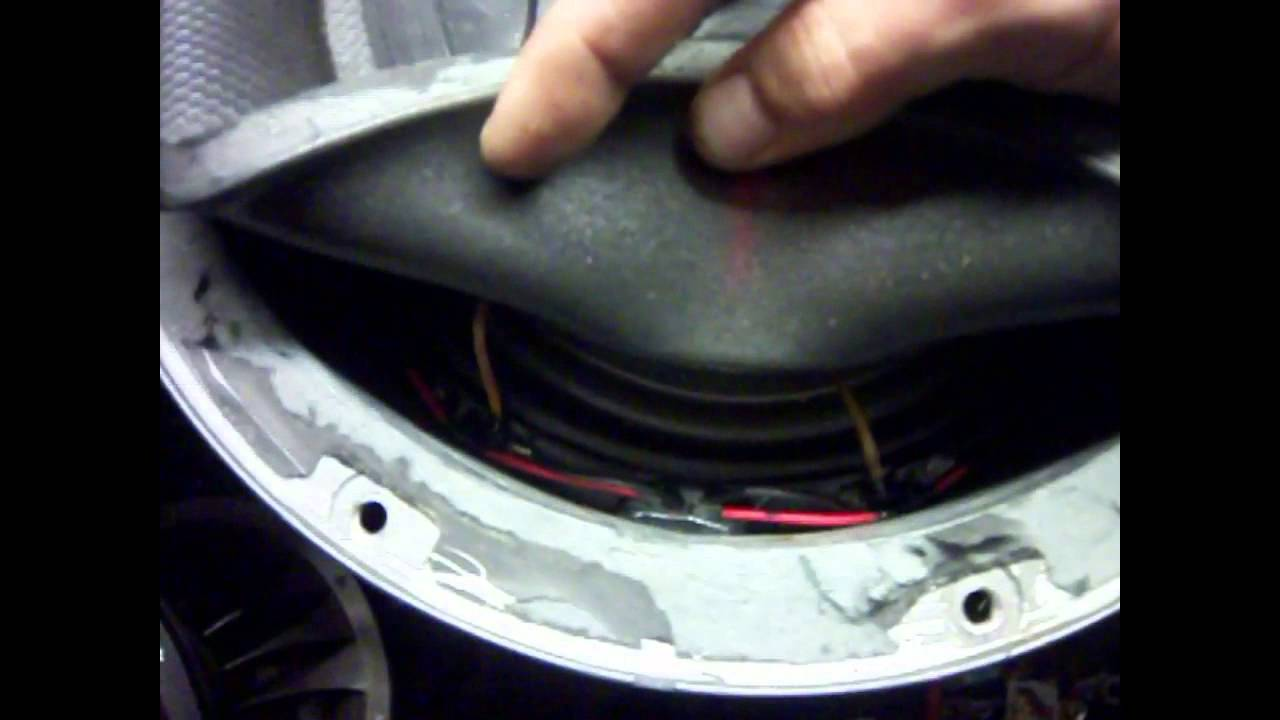 Pioneer Premier 3500watt Ts W3002d2 Subwoofer Lead Wires And Dual Voice Coil Wiring 2 Ohm Coils Youtube Suspension