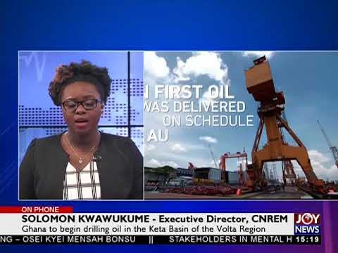 Drilling Oil in Keta Basin - The Pulse on JoyNews (25-9-17)