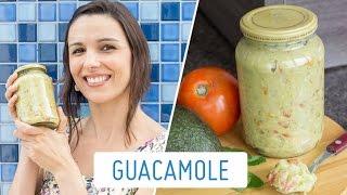 GUACAMOLE (pasta à base de abacate): como fazer e armazenar