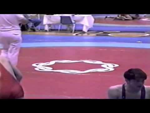 1993 World Cup: 57 kg Hidemi Hanada (JPN) vs. Kendall Cross (USA)