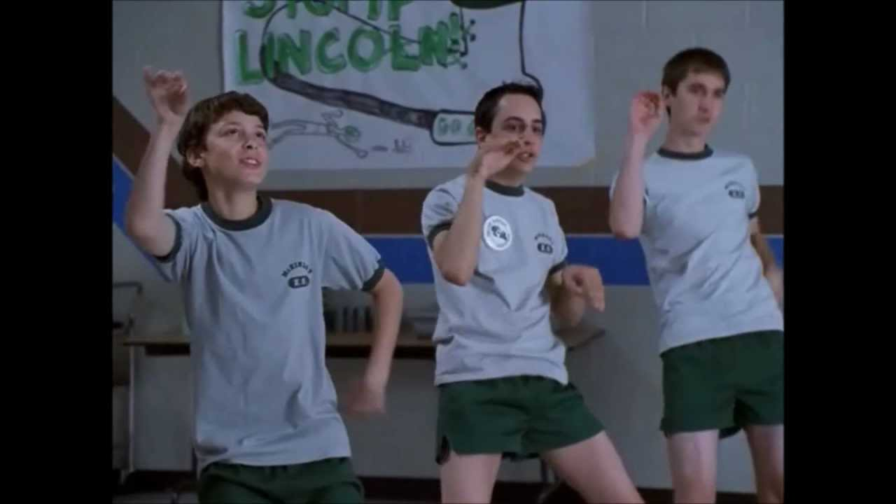 Sam Weir mascot tryouts - Freaks and Geeks - YouTube