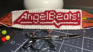 Angel Beats! Logo Bracelet