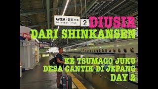 DIUSIR DARI SHINKANSEN ke Tsumago Juku Desa tercantik di Jepang Day 2 #VLOG7