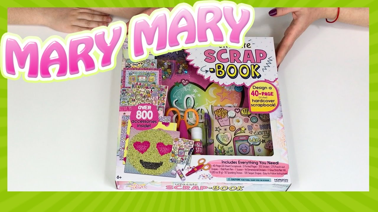 How to scrapbook trolls