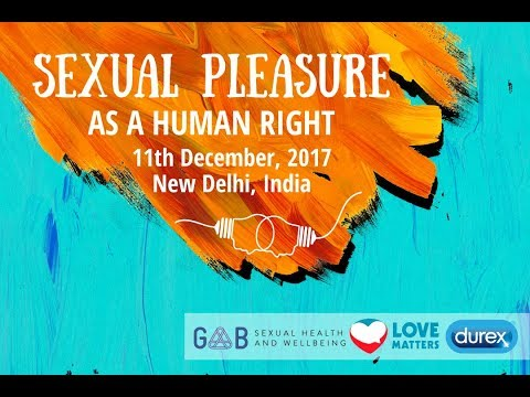 Sexual Pleasure as a Human Right