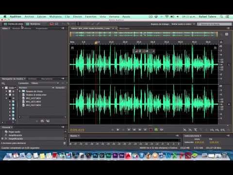 Cambiar pista de Audio Monofonico a Estereofonico en Premiere PRO y Audition
