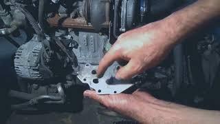 Refroidisseur d'huile moteur 1.6 hdi + مبرد زيت المحرك . Engine oil cooler 2.0 HDI