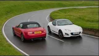 Mazda MX 5 Kuro Special Edition 2012 Videos
