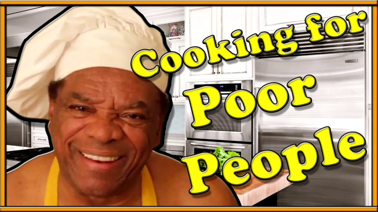 John Witherspoon Tribute: Cooking For Poor People