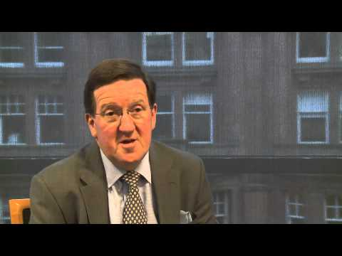 Lord George Robertson - Secretary General of NATO Interview by RMR
